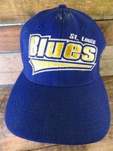 St Louis BLUES Hockey NHL Starter Fitted Size 6 5/8 - 7 1/8 Adult Hat Cap  - $10.02