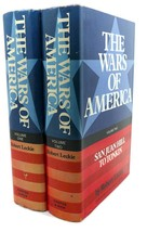 Robert Leckie THE WARS OF AMERICA, VOL. 1 & 2, Book Club Edition - $70.00