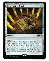 Magic The Gathering MTG Desecrated Tomb Draft Week End Core Set 2019 M19 NM - $4.50