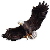 Focus |Decorative Eagle Figurine |Collectible Wall Decor | Figurine in N... - $74.52