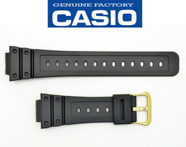 Genuine Casio G-Shock  Watch Band Black Strap  DW-5600EG DW-5600P  DW570... - $22.45