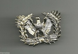 """Army Warrant Officer Gold 2"""" Stud Back Badge Pin - $15.33"""