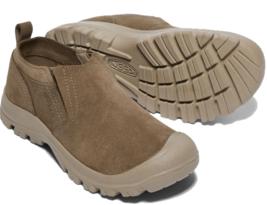 Keen Grayson Bas Taille 9 M (D) Eu 42 Homme Slip sur Chaussures Cuir Décontracté - $92.56