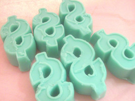dollar sign kids soaps, money soap, kids soap, party favors, stocking stuffer, s - $4.75