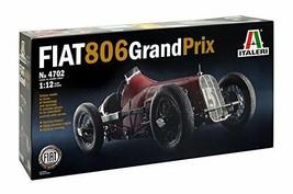 Carson Italeri 112 / Fiat Grand Prix #4702 Kits-806 Model,Requiring Cons... - $363.56
