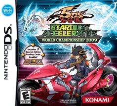 Yu-Gi-Oh! 5D's Stardust Accelerator World Championship Tournament 2009 [... - $16.06