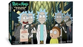 Cryptozoic Entertainment Rick & Morty Deckbuilding Game Close Rick-Count... - $23.00