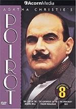 Agatha Christie: Poirot; Collector's Set 8 - DVD ( Ex Cond.) - $11.80