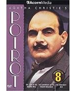 Agatha Christie: Poirot; Collector's Set 8 - DVD ( Ex Cond.) - $12.80
