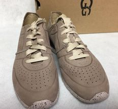 UGG Australia Tye Lace Up Leather Perforated Fashion Sneakers 1019057 Dusk image 7