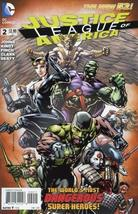 Justice League of America #2 Comic Book 2013 New 52 - DC [Comic] [Jan 01, 2013] - $4.89