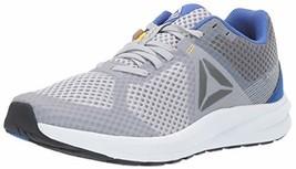 Reebok Men's Endless Road Running Shoe, Cold Grey/Crushed Cobalt/Solar G... - $46.20