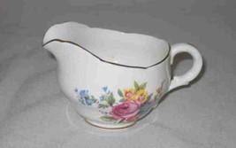 "Wonderful Vintage 2 1/2"" ADDERLEY Bone China Creamer England Flowers - $38.56"