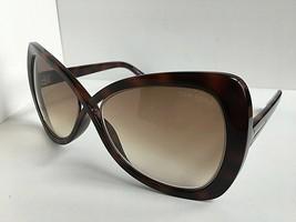 New Tom Ford 60mm Tortoise Sunglasses Italy - $149.99