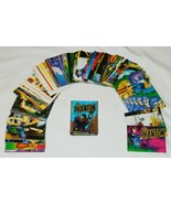 The Phantom Comic Art 90 Trading Cards Full Set 1995 Comic Images NEAR MINT - $6.89