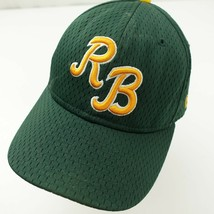 Unknown RB Logo New Era Ball Cap Hat Fitted 7 Baseball - $13.85