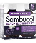 2 PACK Immune Support Sambucol Black Elderberry Syrup Antioxidant 2/7.8... - $24.99