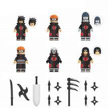 Naruto Set#4 Lot 6 pcs - $14.24