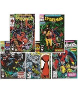 Marvel Spider-Man Lot Issues #8-12 Perceptions Storyline Peter Parker Ad... - $9.95