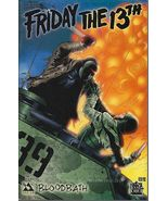 Friday The 13th: Bloodbath #2 (2005) *Modern Age / Avatar / House Of Hor... - $13.00
