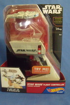 Toys Mattel NIB Hot Wheels Disney Star Wars Flight Controller Millennium... - $16.95