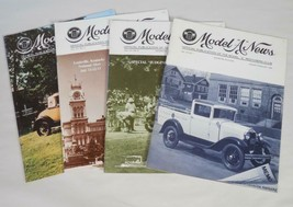 Ford Model A Restorers Club Magazine 1969 Complete Lot of 6 Issues - $11.65
