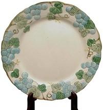 Metlox-Vernon-Poppytrail - Antique Grape - Dinner Plate - $24.75
