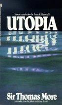 Utopia Thomas More - $3.96