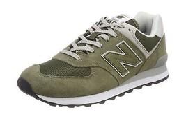 Grey Green Ml574ego Balance Olive UK New Trainers Mens 8 Ml574Ego xaOqZapYw