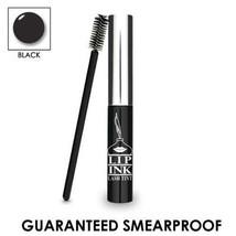 LIP INK Organic Smearproof Waterproof Liquid Eye Liner - Black - $24.75