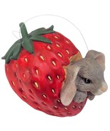 Charming Tails Binkey in the Berry Patch Ornament 89/752 - $23.99