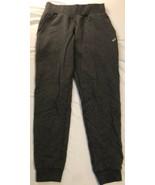 BASICS Women's Gray Sweatpants Size M - $10.89