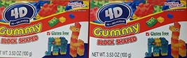 4D Block Shaped Gummy Candy! - $11.23