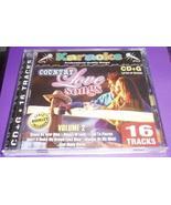 Great Country Love Songs Volume 2 : 16 TRACK KARAOKE BAY CD+G : Formatte... - $49.49