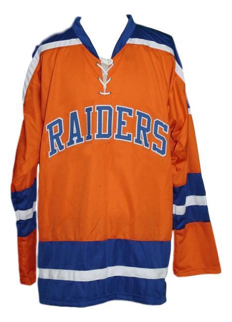 Murray  13 new york raiders retro hockey jersey orange   1