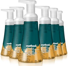NEW Method Frosted Fir Foaming Hand Soap Limited Edition Christmas - $23.36