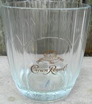 Crown Royal Whisky Glass Rocks Lowball Glass Vonpak Italy - $12.99