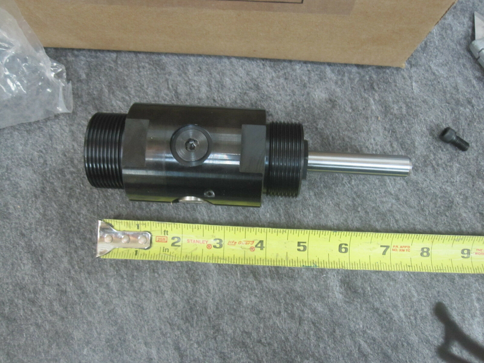 "ENIDINE SP25230 ITT LR0EMXT 3/4"" x 2"" RCM HYDRAULIC SHOCK ASORBER GROUND"