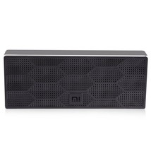 Xiaomi Square Box Portable mini Wireless Bluetooth 4.0 Speaker Metallic Bass - $29.95