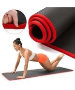 10mm Yoga Mat Extra Thick 1830*610mm NRB Non-slip Pillow Mat For Men Women  - $42.00