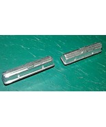 VALVE COVERS SALVAGED FROM 1963 CORVETTE GRAND SPORT  - $1.89