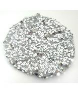 American Girls Silver Sparkle Beret Hat Sequins - $9.40