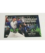 2005 Topps Mike Wright Signed Autographed Baltimore Orioles Norfolk Tide... - $7.99