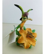 """""""Anna's Song"""" Hummingbird """"Nature's Song"""" Figurine by Russ 15423 5-1/2"""" - $17.81"""