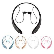 Bluetooth Headset Wireless Sports Stereo Headphone Handsfree Earphones W... - $27.19
