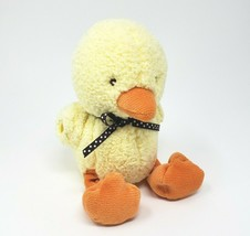 Carter's Bébé Jaune Canard à Pois Couleur Animal en Peluche Jouet Adorable #9662 - $50.94