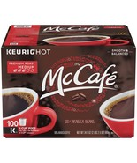 McCafe Premium Roast K-Cup Coffee Pods (100 ct.) - $37.98