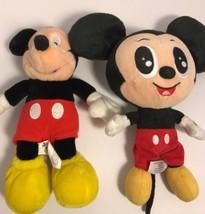 Disney Mickey Mouse Plush from  Hong Kong Disneyland And Disney World pl... - $2.99