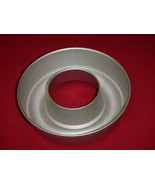 "Vintage Mirro Aluminum Round Baking Pan Jello Mold ( 8 1/2"" Diameter ) - $18.65"