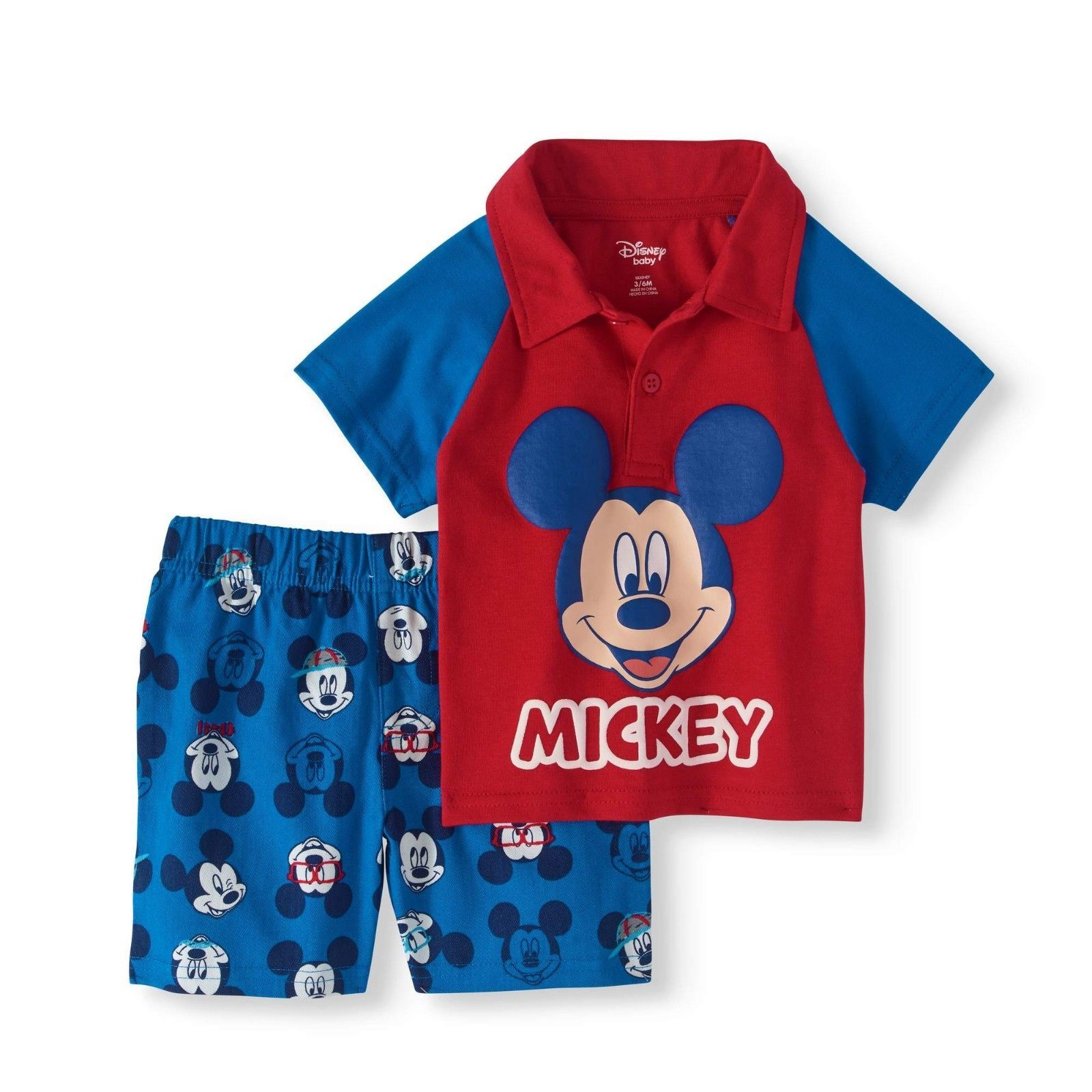 db3f24231 Disney Baby Mickey Mouse Infant Boys 0-3M 2 and 45 similar items. 57